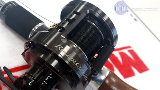 Megabass BF SPOOL for IS , MONOBLOCK fitting test